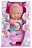 Nenuco 700014120 - Poupon - Soft 5 Fonctions