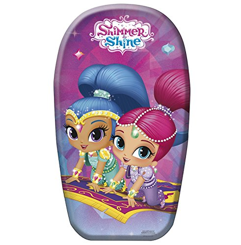 Giovas 870-50100 Shimmer en Shine Body Board, Multi-Colour