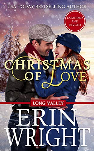 Christmas of Love: A Holiday Western Romance Novel (Long Valley Romance Book 5)