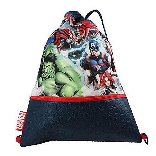Marvel Avengers Drawstring Trainer Bag