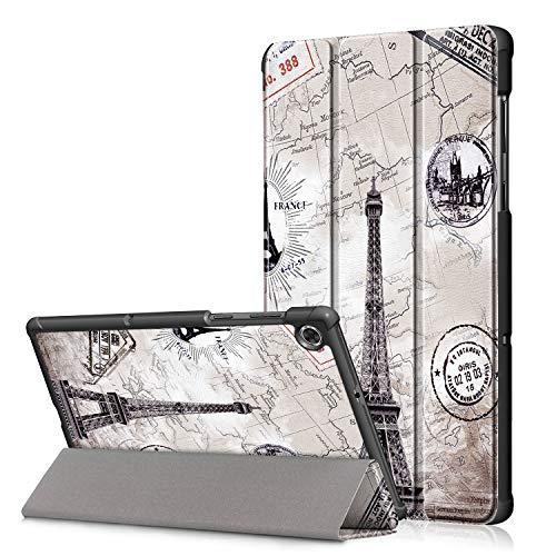 XITODA Hülle für Lenovo Tab M10 FHD Plus TB-X606F/TB-X606X,PU Leder Tasche Schutzhülle Hülle für Lenovo Tab M10 Plus FHD 10,3 Zoll Tablet Hülle mit Stand Funktion,Turm