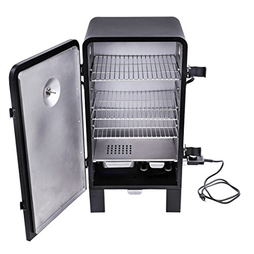 Char Broil analog electric smoker Review