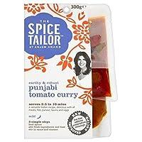 スパイステーラーパンジャブトマトカレーキット300グラム - The Spice Tailor Punjabi Tomato Curry Kit 300g [並行輸入品]