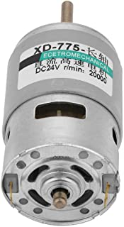 775 Dc Motor, High Power Torque Extension Shaft Dc Motor 12v/ 24v(24V20000 RPM)