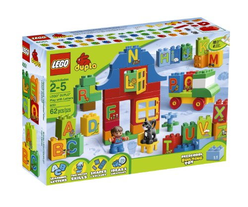 LEGO DUPLO Play with Letters 6051 by LEGO