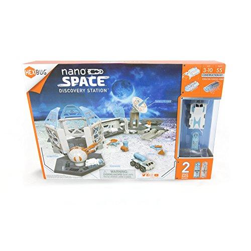 HEXBUG 417–5399–00GL04Nano Space Discovery Station