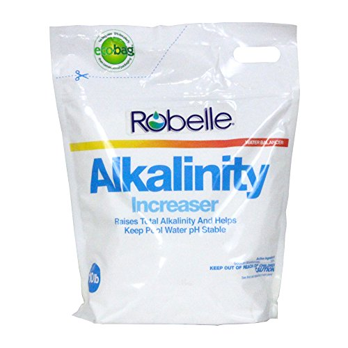 Robelle 2256B Total Alkalinity Increaser for Swimming Pools, 10 lb