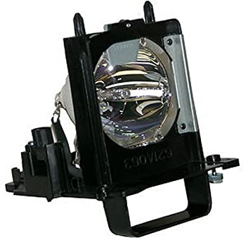 915B455012 Mitsubishi TV Lamp Replacement with Cage Assembly Mitsubishi Projection TV Lamp with Osram Neolux Bulb Inside