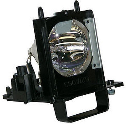 WD73C12 Mitsubishi DLP TV Lamp Replacement. Lamp Assembly with Genuine Original Osram P-VIP Bulb Inside.