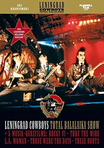 Leningrad Cowboys & Alexandrov Rote Armee Ensemble - Total Balalaika Show [Alemania] [DVD]