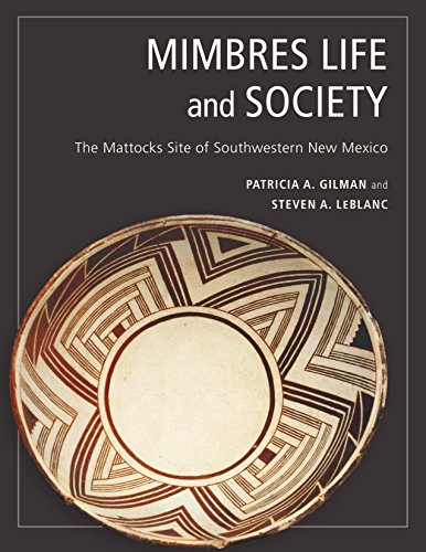 Mimbres Life and Society: The Mattocks Site of Southwestern New Mexico (English Edition)
