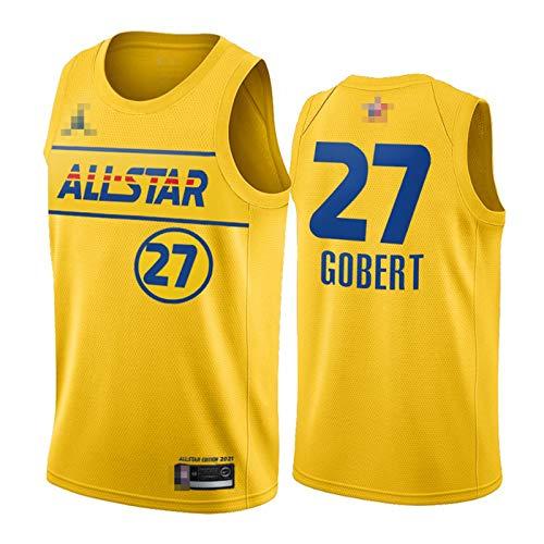 YDYL-LI 2021 - Camiseta de baloncesto para hombre y adolescentes, transpirable y cómodo, talla M