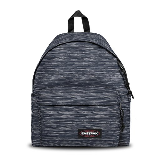 Eastpak Padded Pak'R Zaino Casual, 24 Litri, Grigio (Knit Grey)