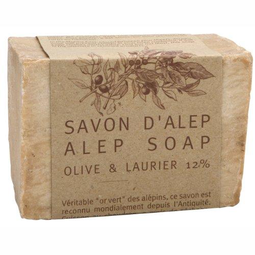 'Marius Fabre - Aleper Seife aus Olive + Lorbeer - 200/220g