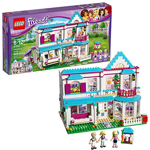 LEGO Friends Casa de Stephanie 41314 ...