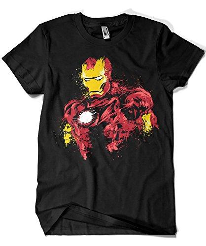 1070-Camiseta Iron Power (Dr.Monekers)
