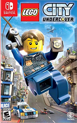 LEGO City Undercover - Nintendo Switch(US-Version, Importiertes)