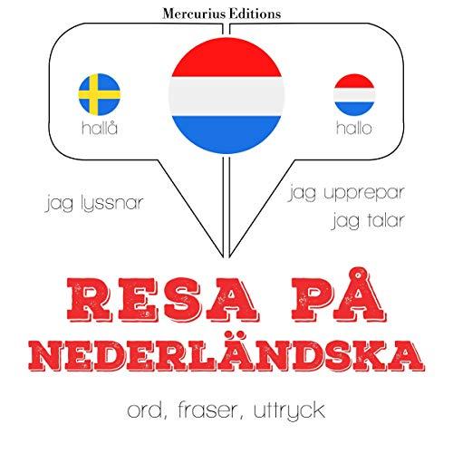 Resa på nederländska cover art
