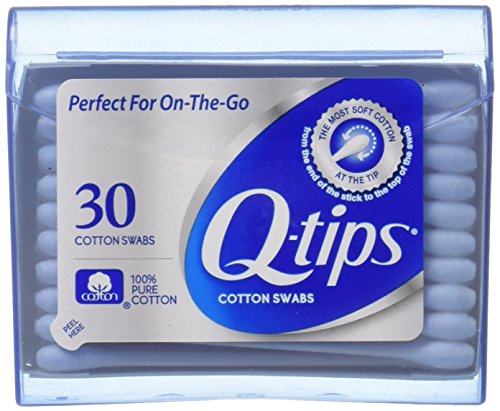 Price comparison product image Q-TIPS SWABS Purse Pack 30