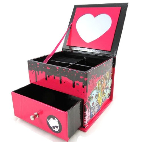 Monster High - Boite A Bijoux Monster High 1 Tiroir