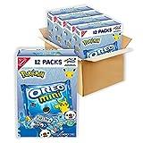 OREO Mini Chocolate Sandwich Cookies, School Lunch Box Snacks, 48 Snack Packs (4 Boxes)