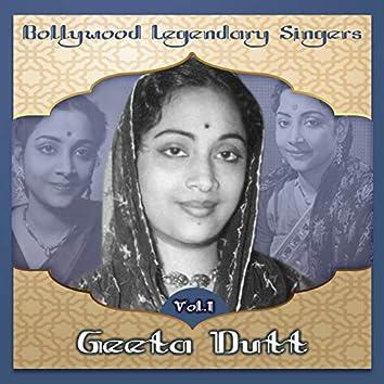 Bollywood Legendary Singers - Geeta Dutt, Vol.1