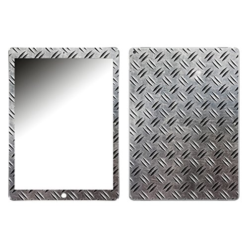 'Disagu SF 106739_ 1043Designer Skin Case Cover For Apple iPad Pro–Checker Plate Realisitsch Clear