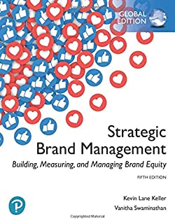 Strategic Brand Management: Building, Measuring, and Managing Brand Equity, Global Edition (1292314966) | Amazon price tracker / tracking, Amazon price history charts, Amazon price watches, Amazon price drop alerts