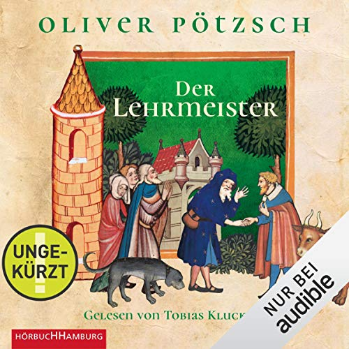 Der Lehrmeister audiobook cover art