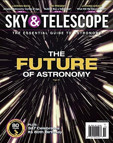 Sky and Telescope Magazine - The Future of Astronomy