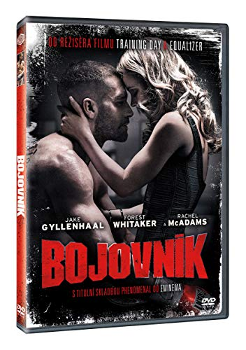 Bojovnik DVD / Southpaw (tschechische version)
