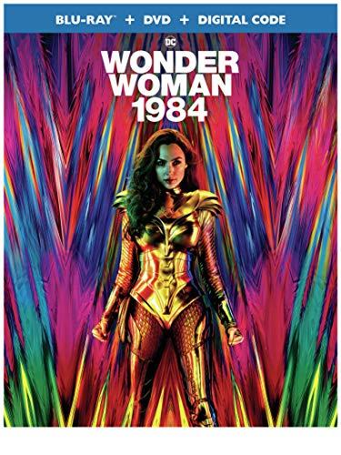 Wonder Woman 1984 (Blu-ray + DVD + Digital)