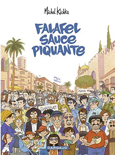 Falafel sauce piquante (French Edition)