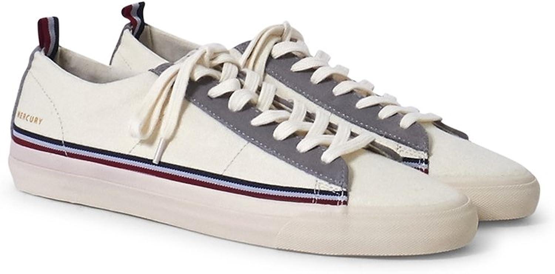 Champion Men's's Cut shoes Mercury Low Canvas Trainers