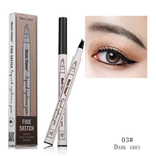 FangSi 2018 Tattoo Eyebrow Pen con...