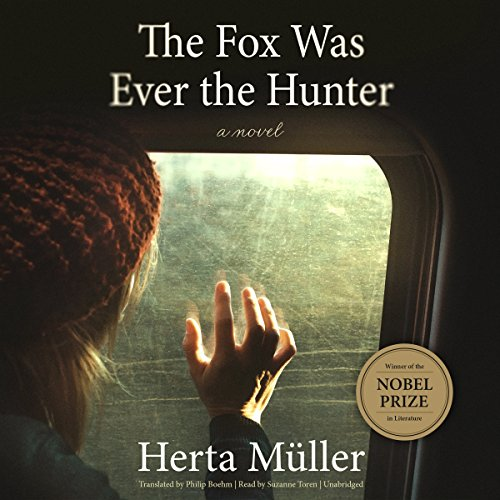 The Fox Was Ever the Hunter audiobook cover art