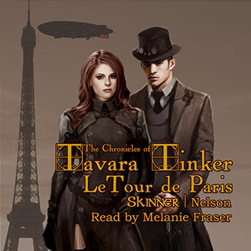 LeTour de Paris audiobook cover art