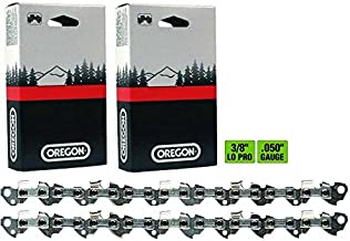 """2 Pack, Oregon 91PX055G 55 Drive Link Chamfer Chisel Xtra Guard Chainsaw Chain Loop 3/8"""" Pitch x .050""""Gauge Replaces Stihl 63PM3 55 for 16"""