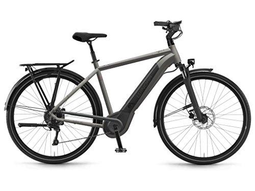 Winora Sinus iX11 500 Pedelec E-Bike Trekking Fahrrad grau 2019: Größe: 56cm