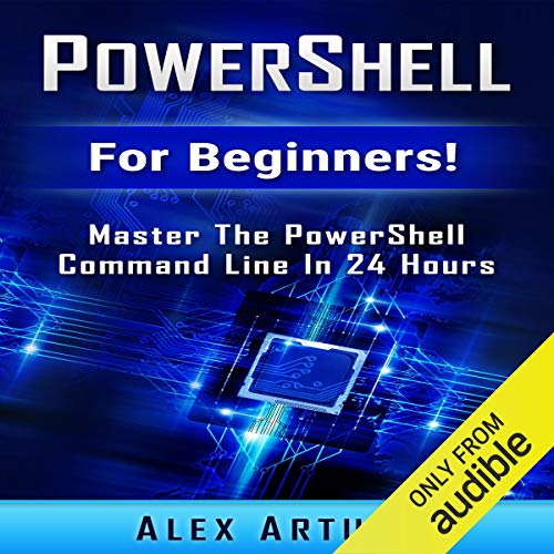 Couverture de PowerShell: For Beginners!