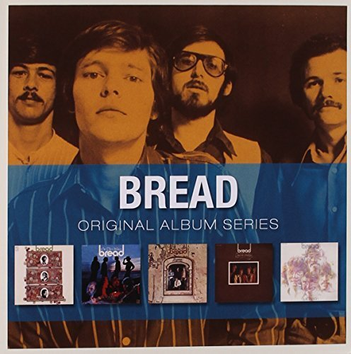 Original Album Series:Baby I'm A Want You/Bread/Guitar Man/Manna/On The Water by Rhino (2013-08-27)