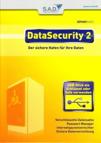 SimonTools Data Security 2 [import allemand]
