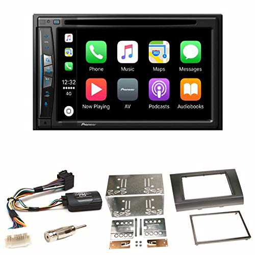 Pioneer z610bt Navegación CarPlay USB CD DVD Bluetooth MP3 WMA Radio de Coche de 2 DIN naviceiver Juego de Montaje para Suzuki Swift Sport EZ MZ