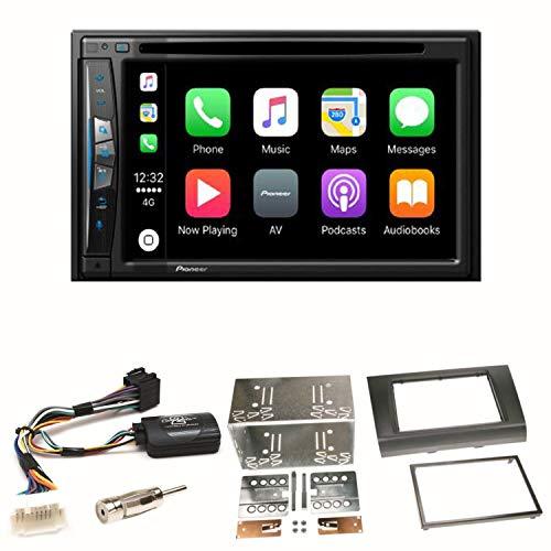 Pioneer z610bt Navegación CarPlay USB CD DVD Bluetooth MP3WMA Radio de Coche de 2DIN naviceiver Juego de Montaje para Suzuki Swift Sport EZ MZ