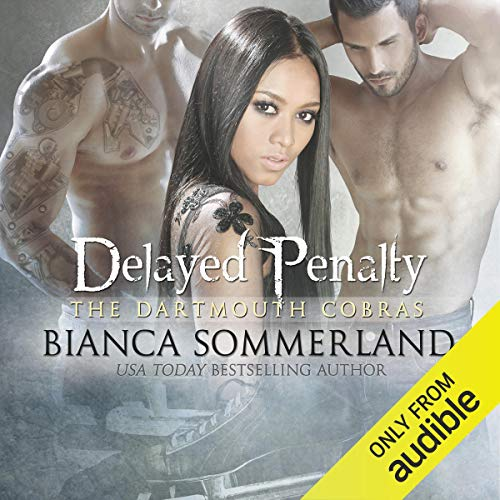 Delayed Penalty audiobook cover art