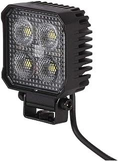 HELLA 1GA 357 110 002 LED Arbeitsscheinwerfer   Valuefit TS1700   12/24V   eckig   1700lm   Anbau/geschraubt   Nahfeldausleuchtung   Kabel: 800mm   Stecker: offene Kabelenden
