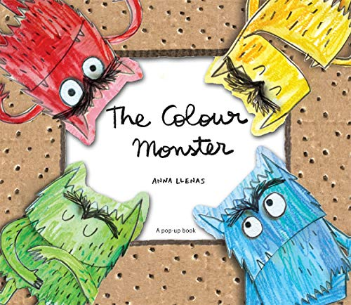 The Colour Monster: Anna Llenas