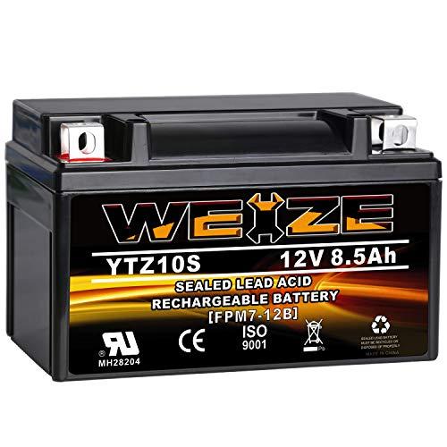 05 yfz 450 battery - 8