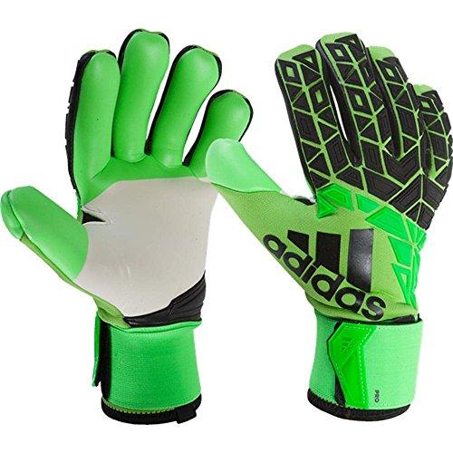 Tranvía respirar dramático  adidas Ace Trans Pro Goalkeeper Gloves Green/Black- Buy Online in Isle of  Man at isleofman.desertcart.com. ProductId : 75644228.