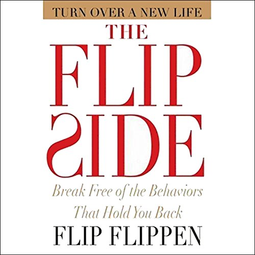 The Flip Side audiobook cover art